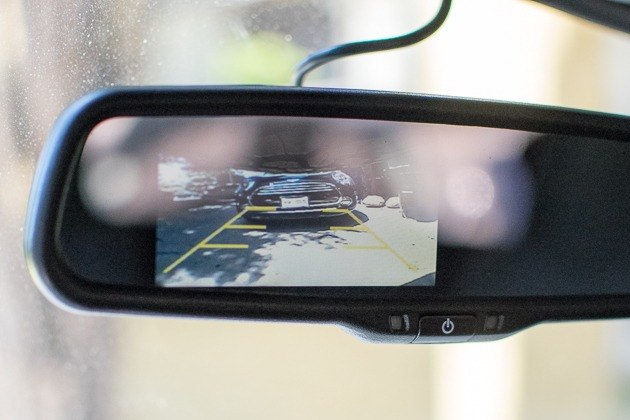Why A Rearview Mirror Camera is a Good Idea!