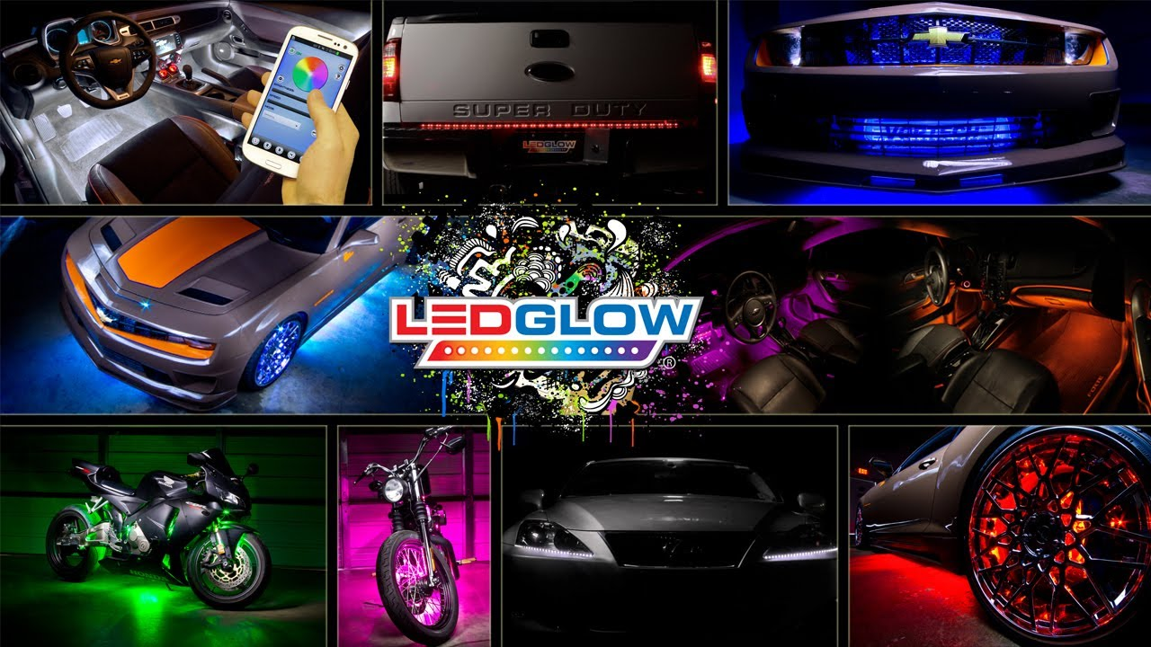 Stand Out With LED Lighting