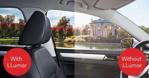 windshield tinting